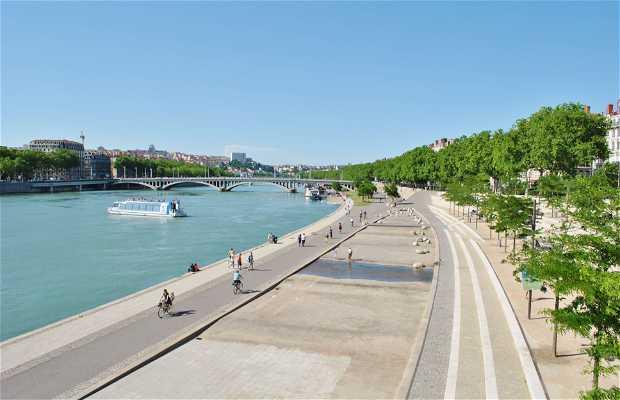 Orillas del Rhône