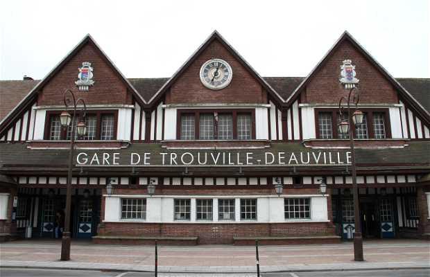 Trouville-Deauville Station