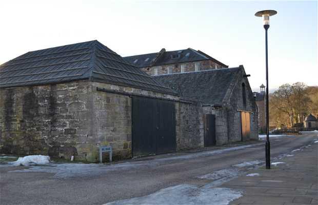 Stanley Mills Factory