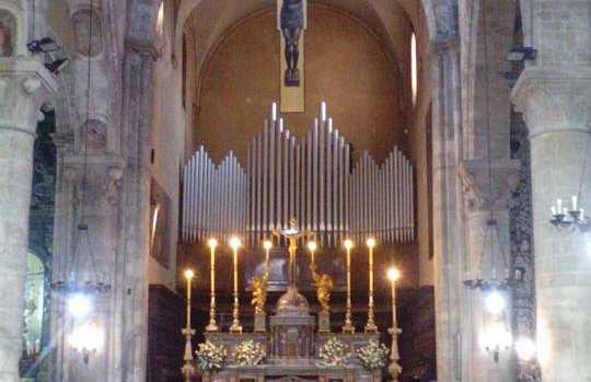 Basilica di San Francesco Palermo