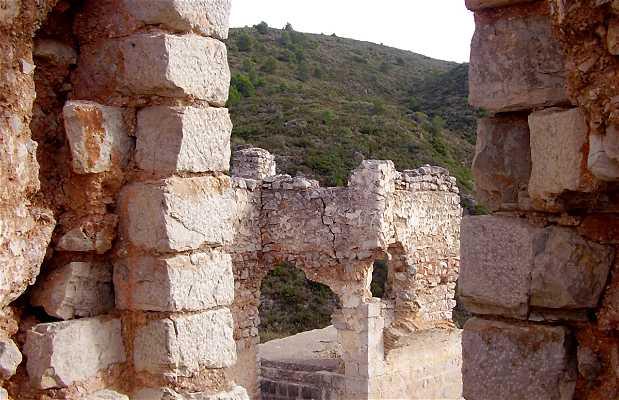 Castell of the Morish Queen