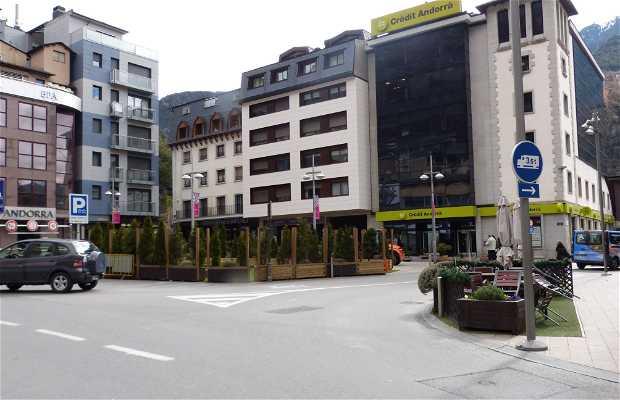 Plaza Rebés