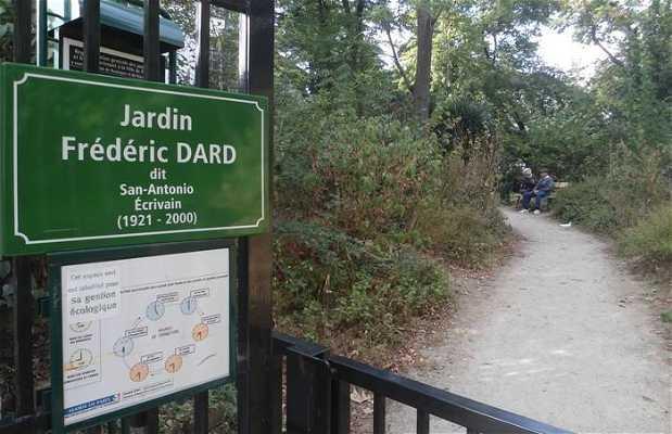 Jardin Frédéric Dard