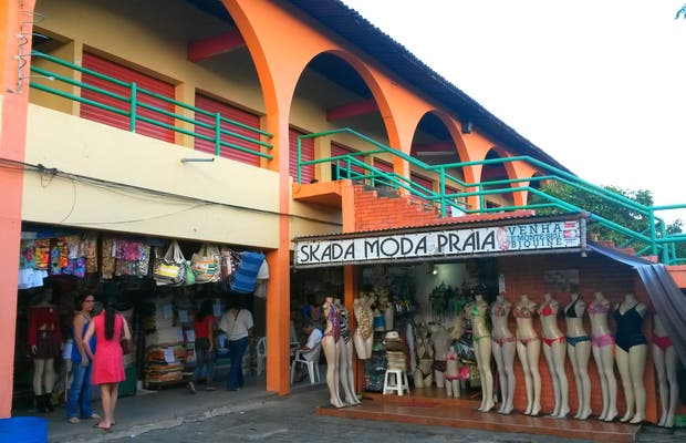 Mercado do Artesanato