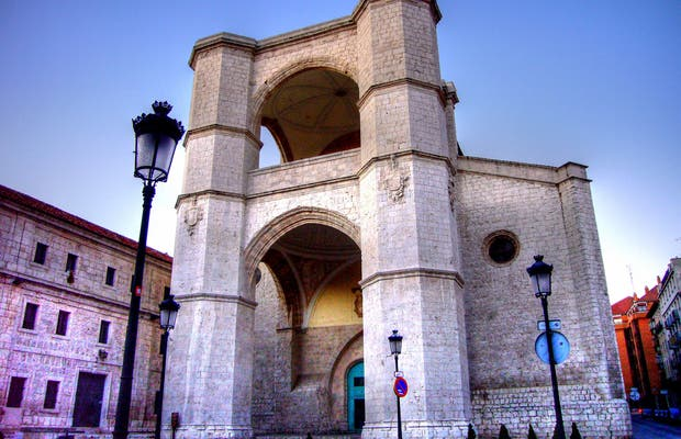 Igreja do Monasterio de San Benito el Real