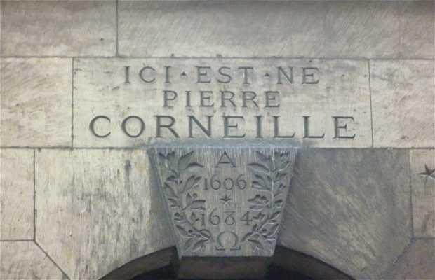 Maison Natale de Pierre Corneille
