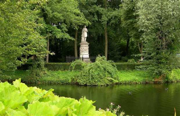 Il Parco Tiergarten