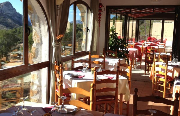 Restaurante Real de Bernia