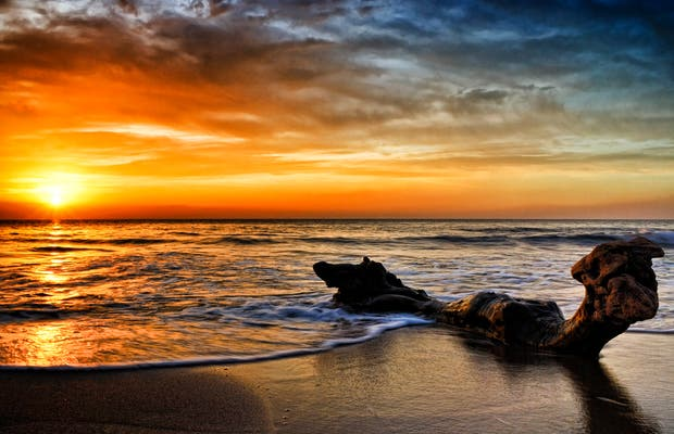 Praia de Los Escullos