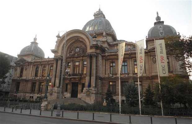 Palais de la caisse des dépôts et consignations
