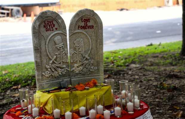 Altar de Muertos: Alegoría de ánimas