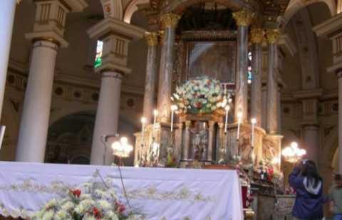 Chiquinquira Basilica