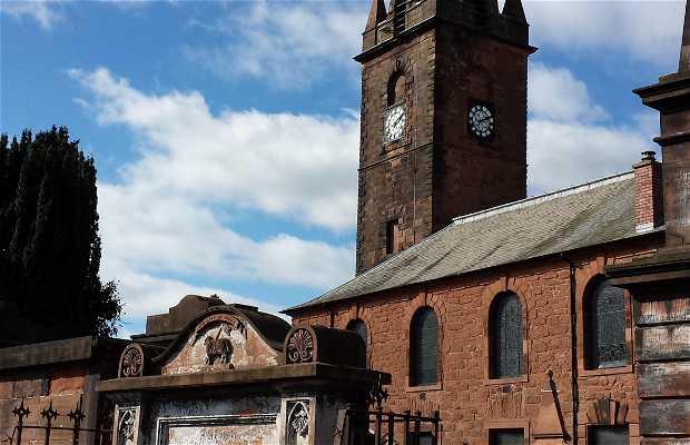 Iglesia de St. Michael en Dumfries