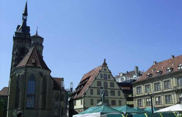 Praça Schillerplatz