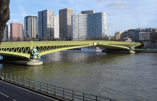 Ponte Mirabeau