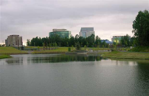 Cuddy Family Park