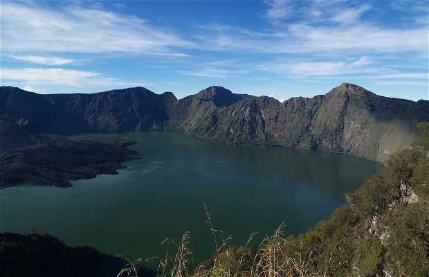 Rinjani Mount