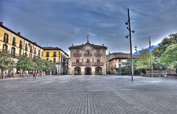 Place de Onati