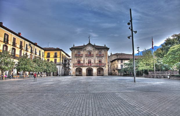 Plaza of Oñati