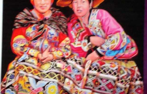 Muestra de Pintura en Hall del Centro Cultural