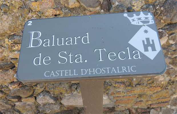 Baluard de Santa Tecla