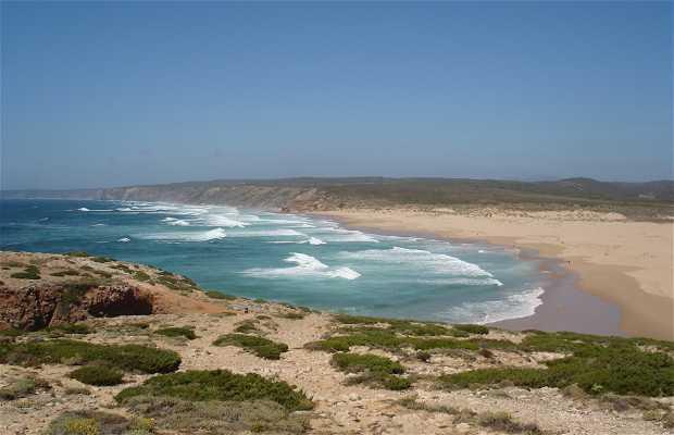 Playa de Bordeira - Carrapateira