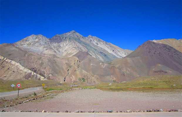 Cordillera Uspallata