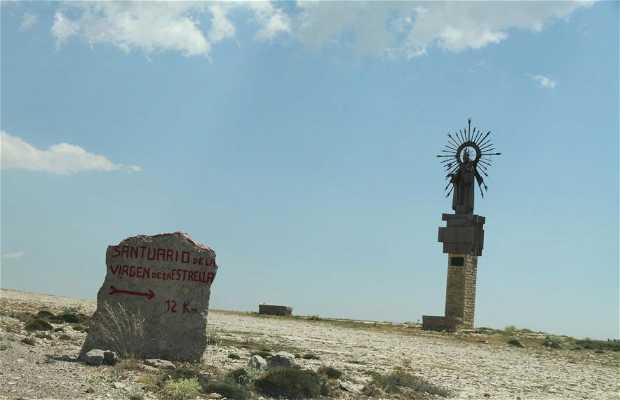 Santuario Virgen de la Estrella en Mosqueruela