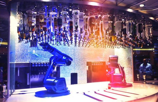 Bionic Bar (Quantum of the Seas New Jersey)