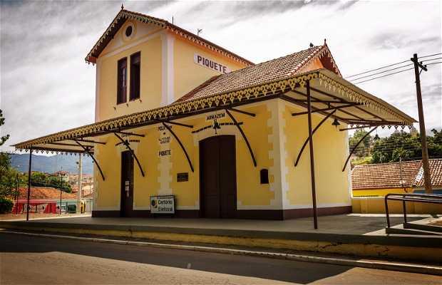 Estación Rodrigues Alves