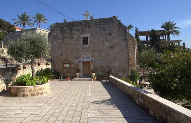 Iglesia ortodoxa Sayted El Najal