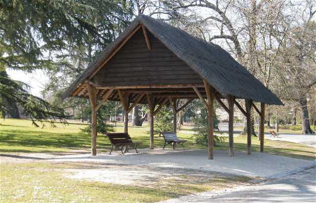 Bordeaux's park