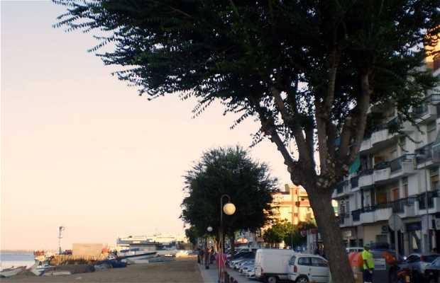 Paseo Pedro Gil Mazo - Paseo de la Ría