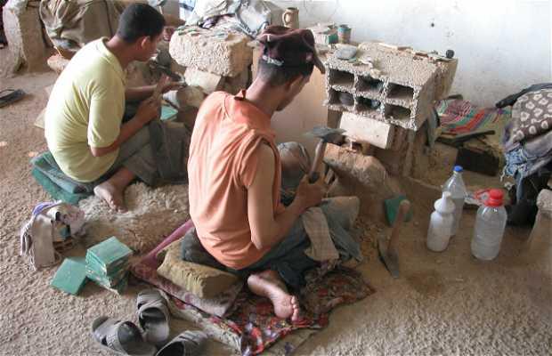 Mosáicos de Fez