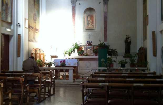 Iglesia del Domine Quo Vadis