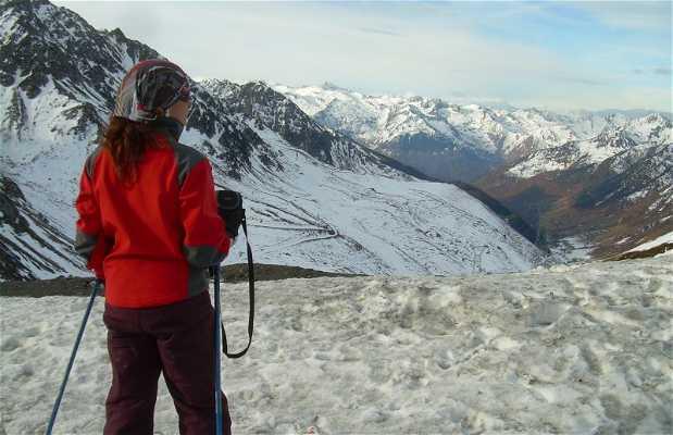 Estación de esquí de La Mongie
