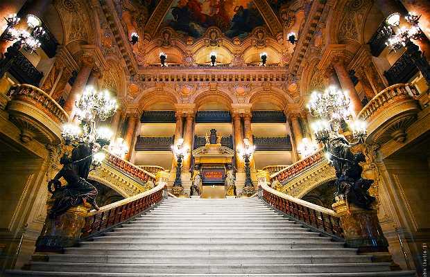 Ópera Palais Garnier