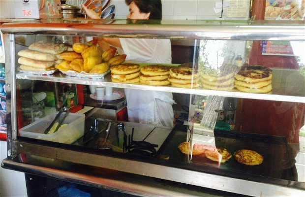 Cafetería Doña Blanca