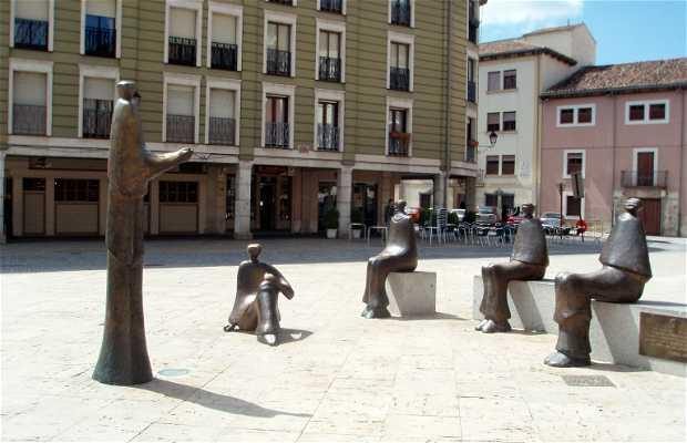 Monumento a la Primera Universidad de España