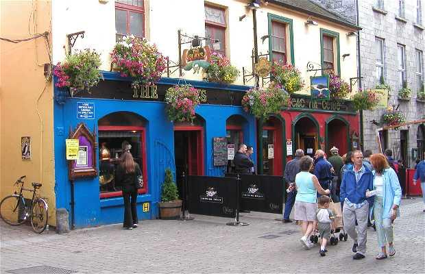 Pubs em Galway