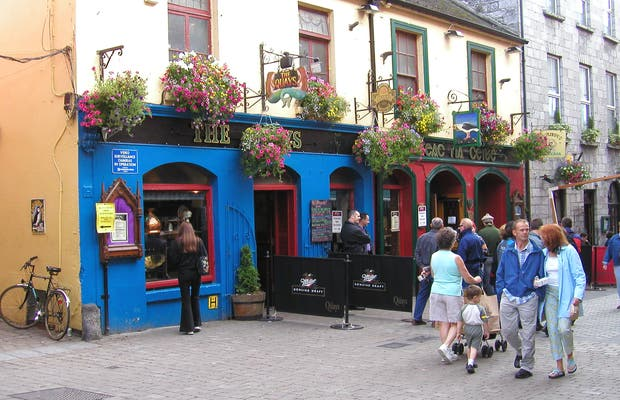 Pubs in Galway