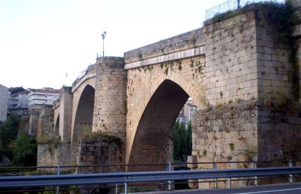 Ponte Vella - Puente Viejo - Puente Romano - Puente Mayor