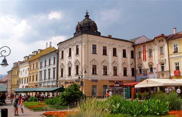 Banská Bystrica, Eslovaquia