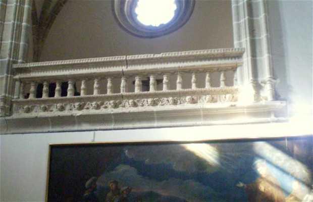 Coro Alto (Iglesia-Museo de San Antolín)