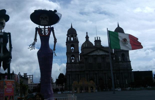 La feria del Alfeñique Toluca