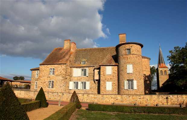 Château de St Marcel de Félines