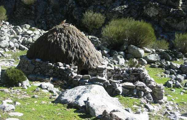 Ruta Refugio de las Nieves-Camino de Castilla