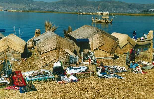 Puno - Islas de los Uros
