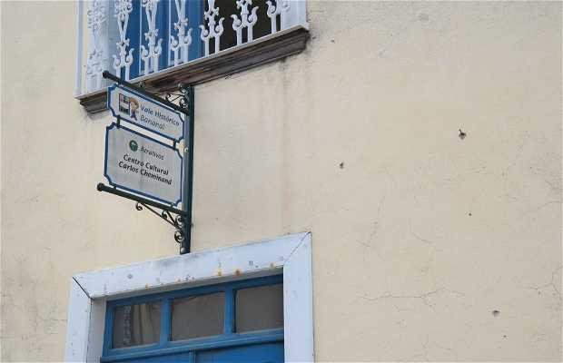 Centro Cultural Carlos Cheminand (antigo Teatro Santa Cecília)