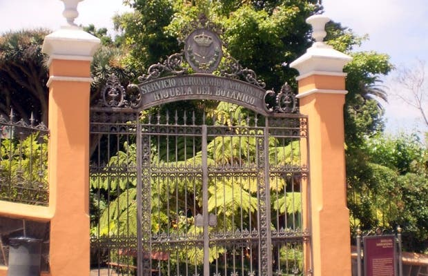 Hijuela del Jardín Botánico
